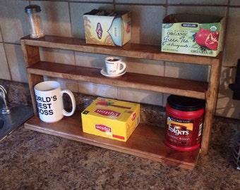 Small Organization Shelf