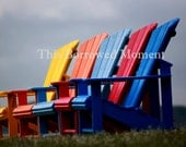 Have a Seat, Sun's Coming Out! Halifax Bright, ThisBorrowedMoment, Canada, Primary Colours, Rainbow