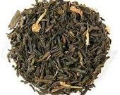 Premium Loose Leaf Green Tea - Shanghai Lichee Jasmine Green Tea