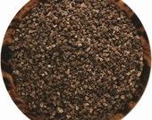 Mesquite Smoked Coarse Sea Salt - Real Smoked Flavor