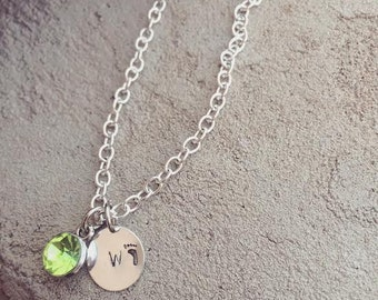 Oh Baby Mothers Necklace
