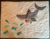 Shark Baby Quilt