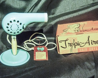 Tropic Aire Retro Hair Dryer