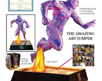 The Amazing Art Jumper Limited Edition Collectibles