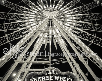 Ferris Wheel Fine Art Photography