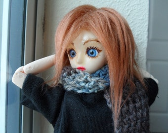Wool Scarves for YOSDs and Tinies