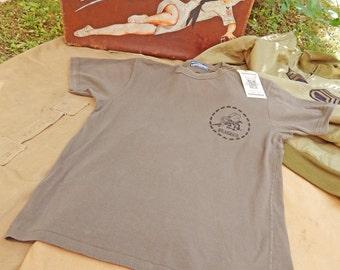 "WWII Seabees ""All Stars"" T-shirt USN USMC"