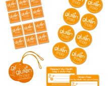 Gluten Free Labels Starter Kit