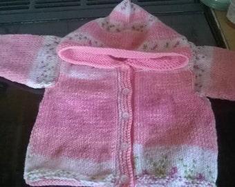 Pink Baby Hoodie & UGG Booties