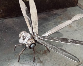 Metal Flatware Insect