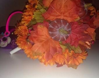 Custom made bridal bouquet