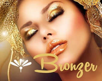 Bronzer | LA Minerals | Mineral Makeup | Natural Cosmetics | Natural Bronzer | Makeup Made in USA | Best Bronzer | Best Natural Makeup