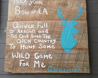 Boy Nursery Sign