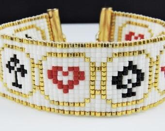 Jokers wild bracelet