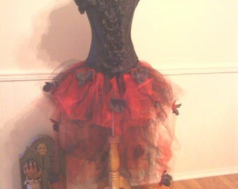 Dia de Los Muertos custom made costumes Halloween DRESS up