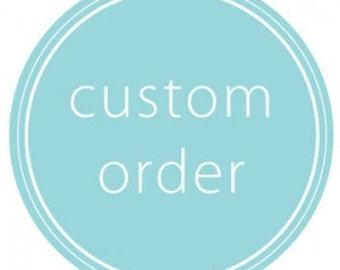 "Custom 1"" Bottle Cap Image Sheet 4x6 - 15 images"