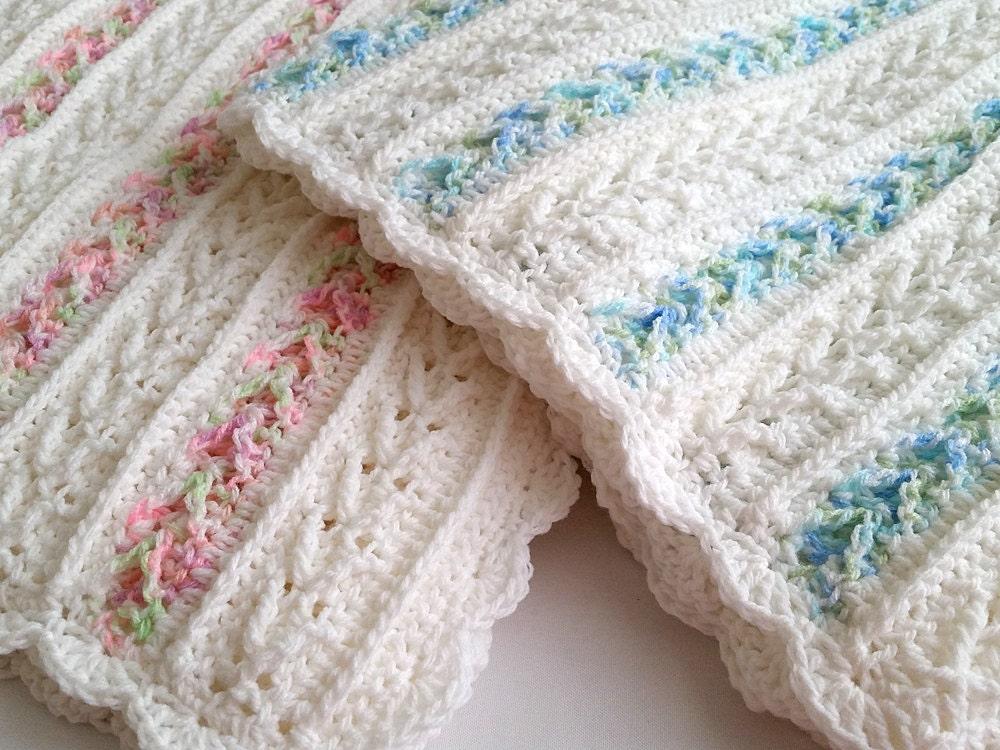 crochet pattern avalon baby blanket baby afghan babyghan. Black Bedroom Furniture Sets. Home Design Ideas