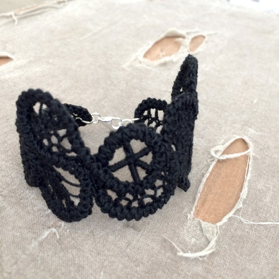 https://www.etsy.com/listing/241343612/romanian-point-lace-cuff-bracelet?