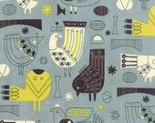 Sale - Tiki Tok Fabrics - Birds