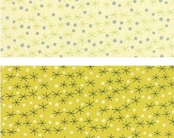 Sake - Tiki Tok Fabrics - Stars