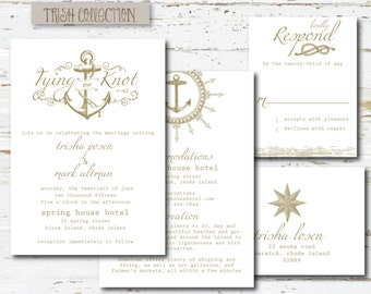 The Trish Nautical Collection