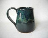 Pottery Mug 16 oz.