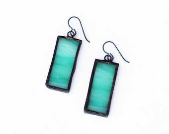 EARRINGS - Stained Glass Earrings