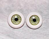 Doll eyes 6mm AD color Barley