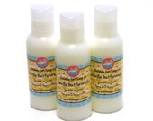 Vanilla Buttercream Hand and Body Lotion 2 Oz. Travel Size Lotion by Bubble Girl Soap Co.