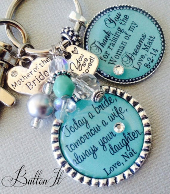 Unique Mother Of The Bride Gifts: MOTHER Of The BRIDE Gift PERSONALIZED Mother Of Groom Gift