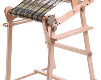Ashford's Rigid Heddle Loom and Stand