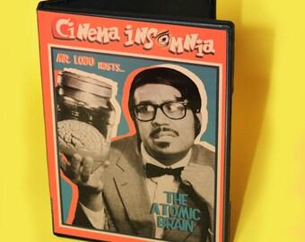 Cinema Insomnia: Atomic Brain DVD - Insomniac Theatre Edition