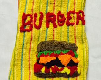 Jucy Burger Kitchen Towel