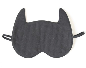 Sleeping mask batman