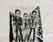 Nob's the Clash Tshirt