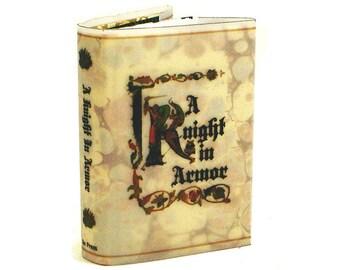A Knight In Armor - Bo Press Miniature Books