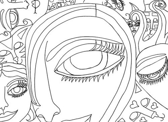 cat lovers coloring page coloring