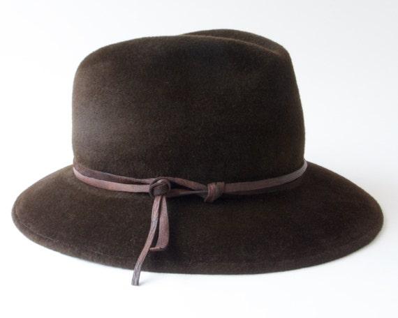 brown fedora hat fashion fall fashion by