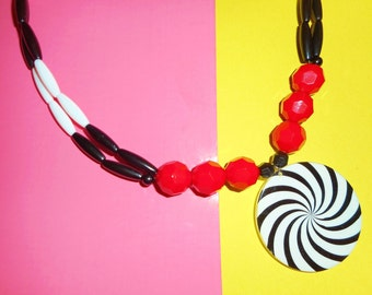 Swirl Girl Necklace