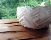 Aloe Bowl - Cup - Cactus - Jewelry Holder, Keeper - hand carved