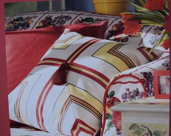 Waverly at Home  Pillows  Stylish Cushions, Bolsters, and Accent Pilows you Can Make