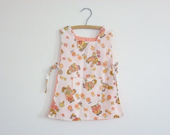 Vintage Swing/Apron Top