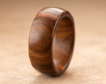 Size 6.75 - Guayacan Wood Ring No. 265