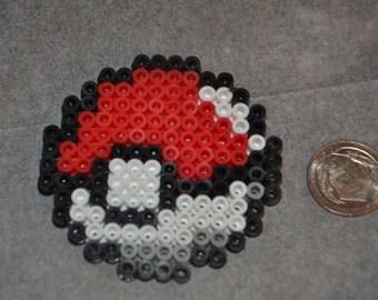 Pokeball inspired Magnet