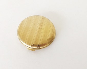 Vintage Compact Mirror, Merle Norman Compact, Purse Mirror, VIntage Collectible, Vintage Mirror, Ladies Accesories, Purse Accessories