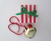 Believers Bell, Polar Express Bell,  Sleigh Bell, Christmas Bell, Reindeer Bell