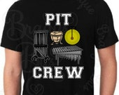 """Marching Band Shirt """"Pit Crew"""""""