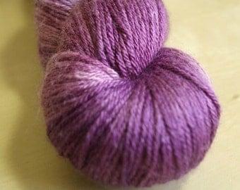Heathers Smooshie sock weight yarn
