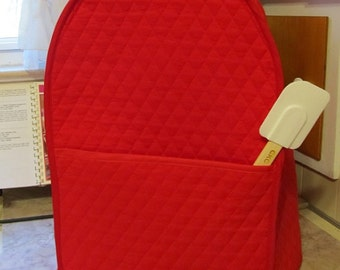 Made To Order Pro Mixer Cover with Pocket
