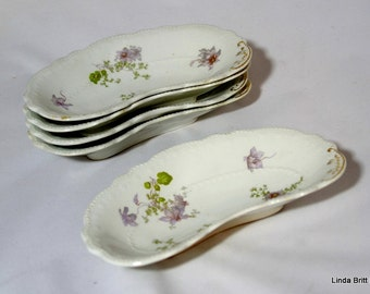 5 Very Old Bone Dishes
